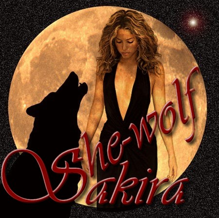 Shakira - She Wolf (Saul Ruiz Club Mix DRM )